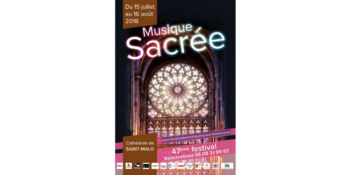 Festival de musique sacrée de Saint-Malo
