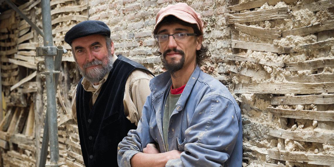 Marc Bruneau et Denis Malléjac © Augustin Détienne