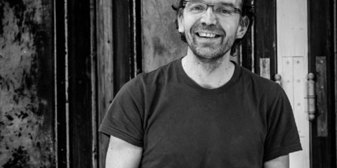 Portrait de Cyril Fortin © Serge Philouze