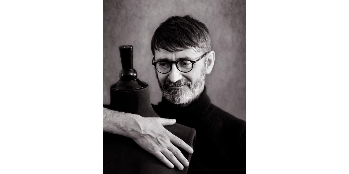 Le Maître d'art Franck Sorbier © Jeff Guiot
