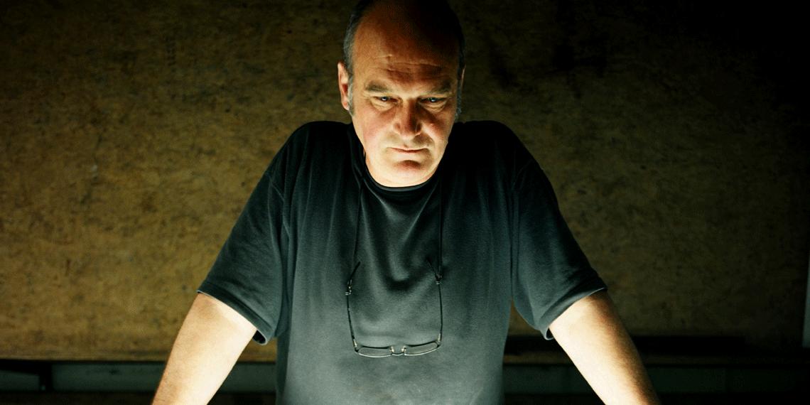 Hervé Debitus, Maître d'art © Sophie Brandstrom
