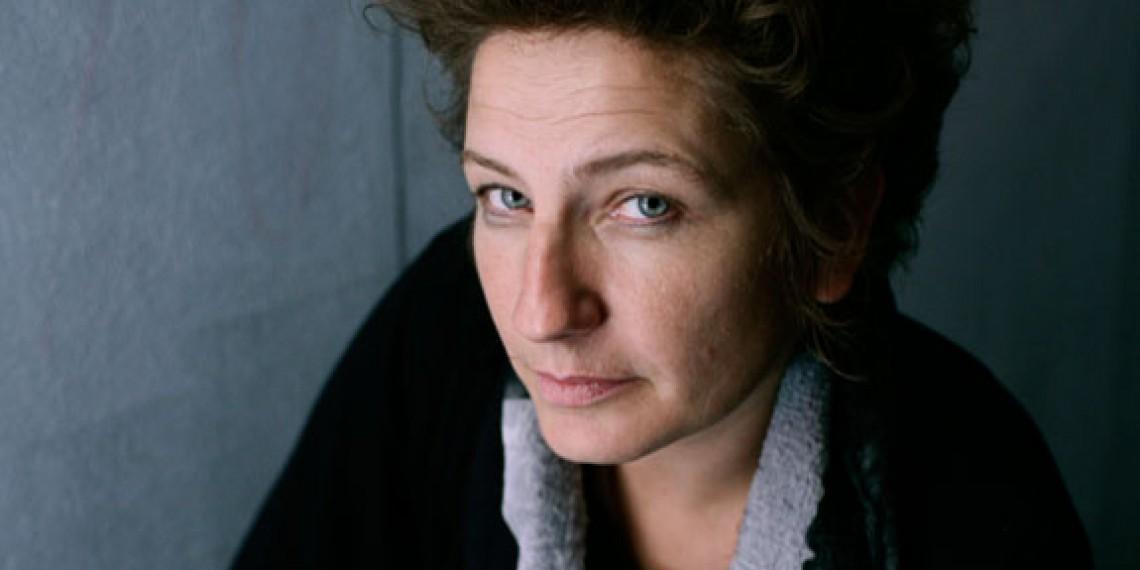 Portrait Françoise Hoffmann, Feutrière © Magali Delporte Picturetank - INMA