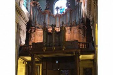 Orgue de Saint Nicolas du Chardonnet, Paris © Gross Richard