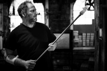 Sébastien Maurer, ancien Elève de Maître d'art © Edouard Elias