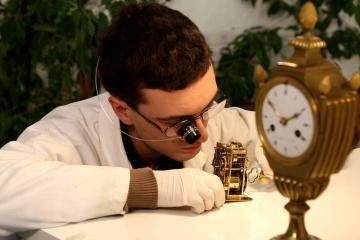 Robin Putinier © L'horloger de la Croix Rousse