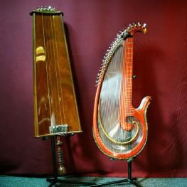 Atelier Georges Alloro, Facteur d instruments nouveaux © Sophie Brändström - Picturetank INMA